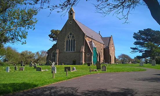 Eype Church