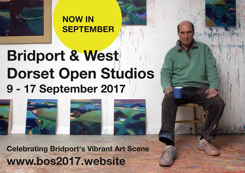 Bridport & West Dorset Open Studios 2017