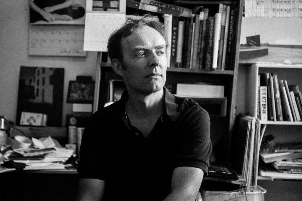Portrait of Kit Glaisyer by Pete Millson