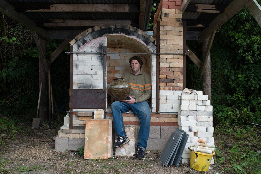 Portrait of Adam Beales