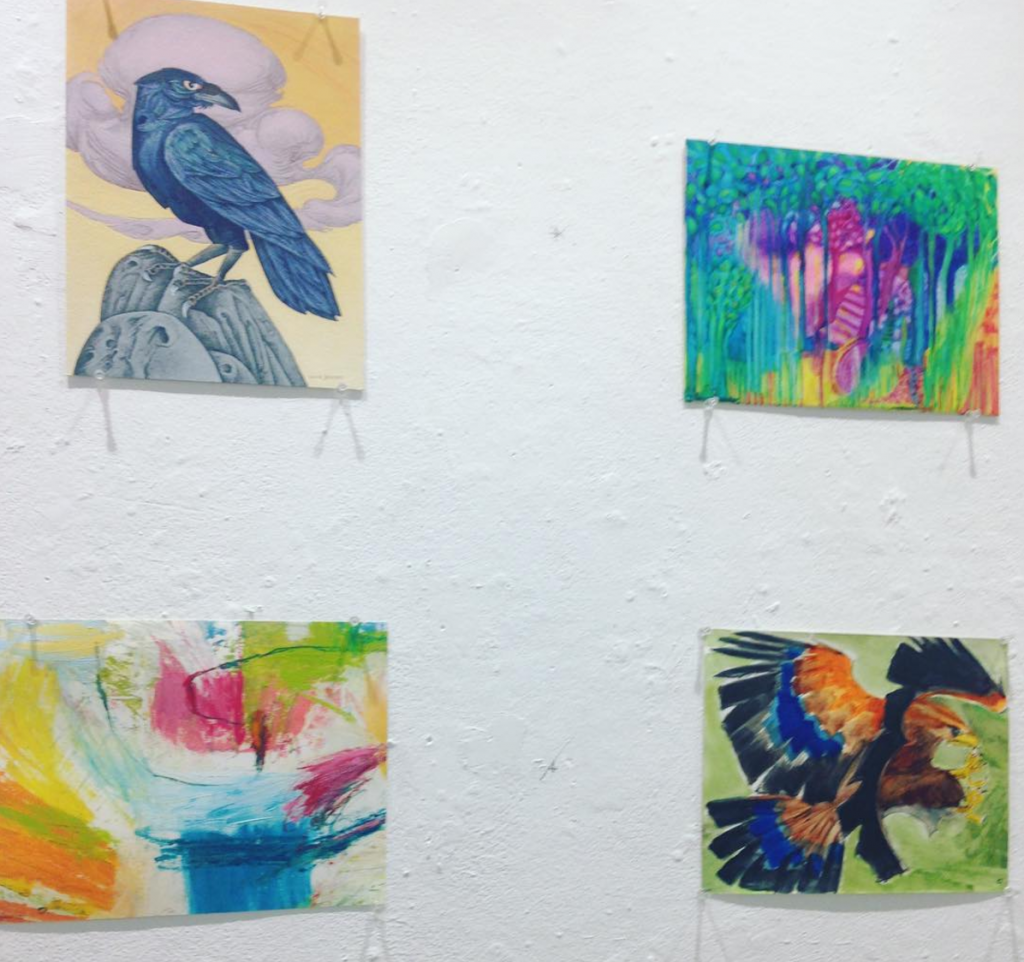 9 x 12 Artworks