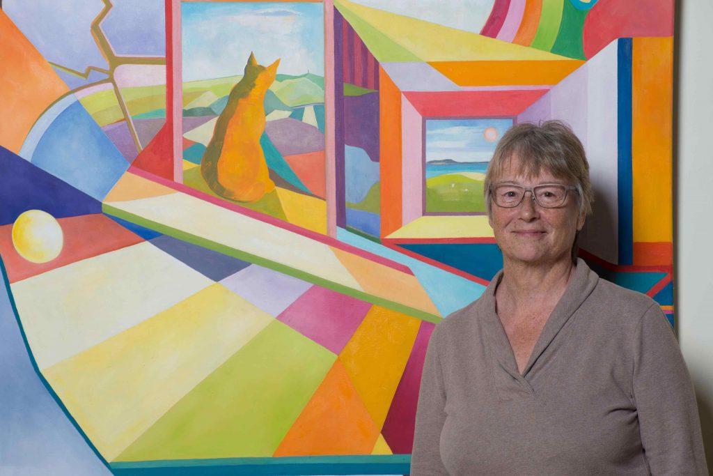 Portrait of Caroline Liddington