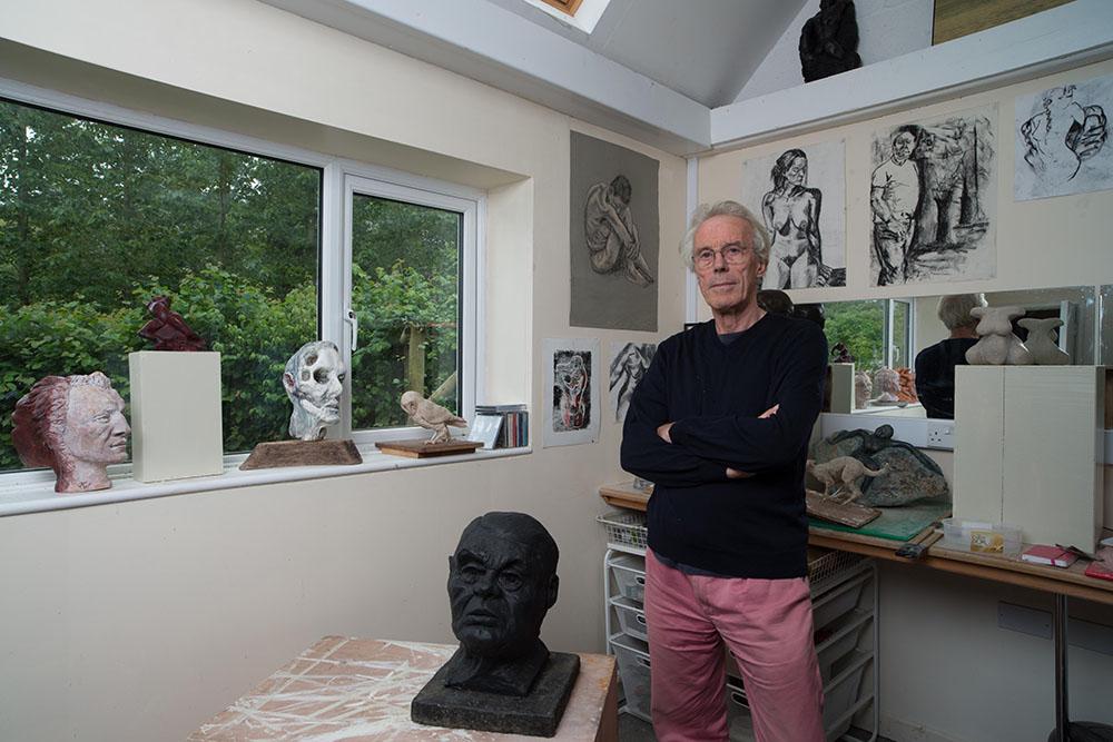 Portrait of John Wolfe