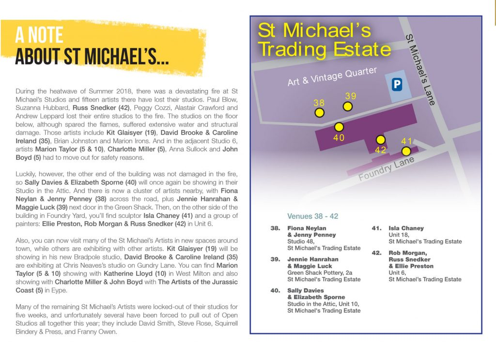 Map 7: St Michael's Trading Estate
